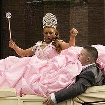 Шокирующие свадебные платья фото приколы
