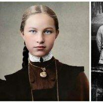 Молодёжь столетие назад