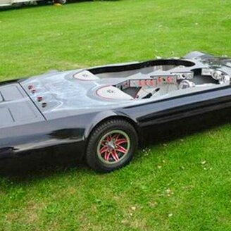 Самый плоский автомобиль