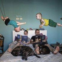 Фото приколы Воспитание с радостью (15 фото)
