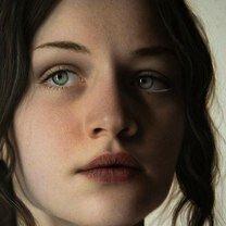 Очень реалистичные портреты