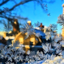 Снегопады и морозы в Канаде и Америке