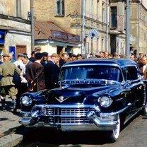 Цветные фотографии из СССР фото