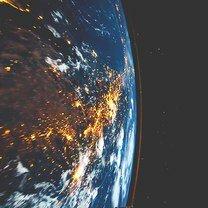 Завораживающие космические гифки фото приколы