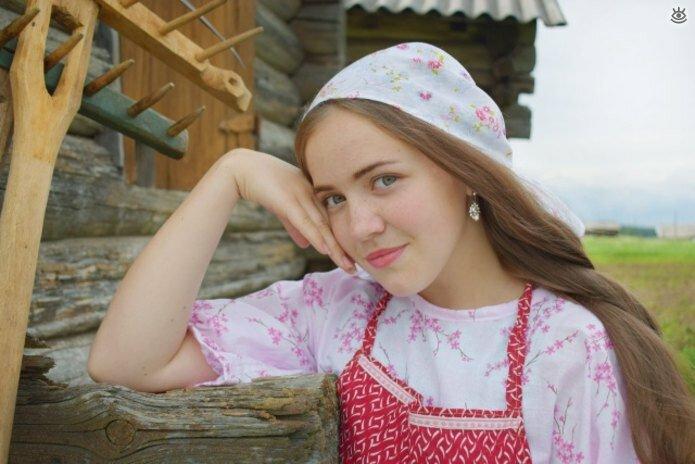 Красотки русской глубинки 0