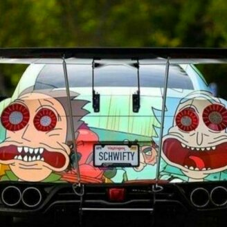 Автомобили-оригиналы фото приколы