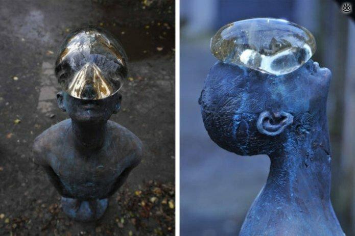 Необычные скульптуры 2