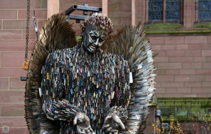 Необычные скульптуры 5
