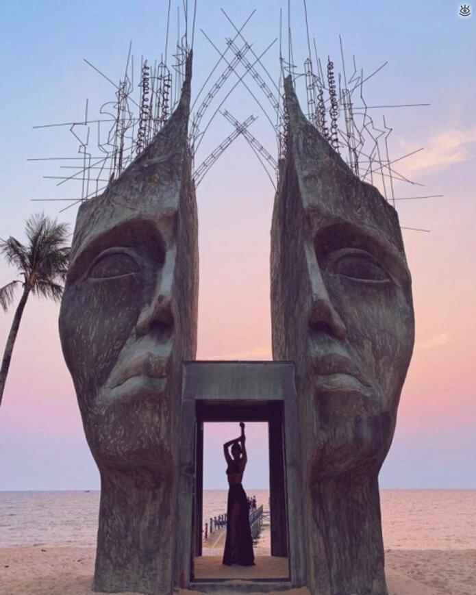 Необычные скульптуры 17