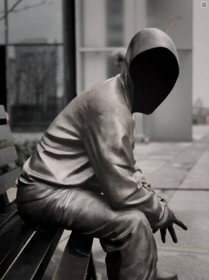 Необычные скульптуры 19