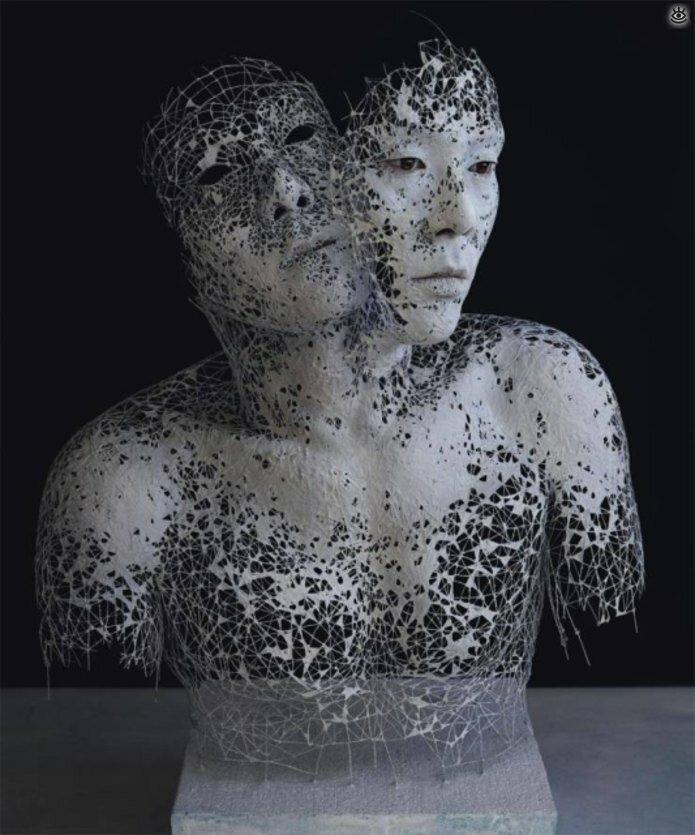 Необычные скульптуры 20
