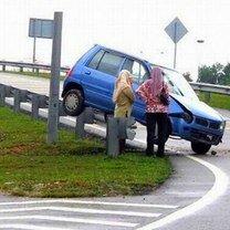 Когда водитель - женщина смешных фото приколов