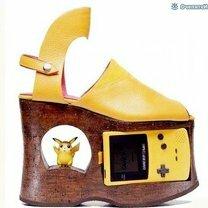 Безумная обувь фото