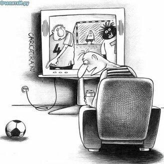 Карикатурный спорт фото приколы
