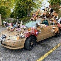 Курьёзные аварии и смешные авто фото приколы