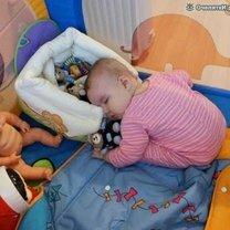 Спящие ребятёнки