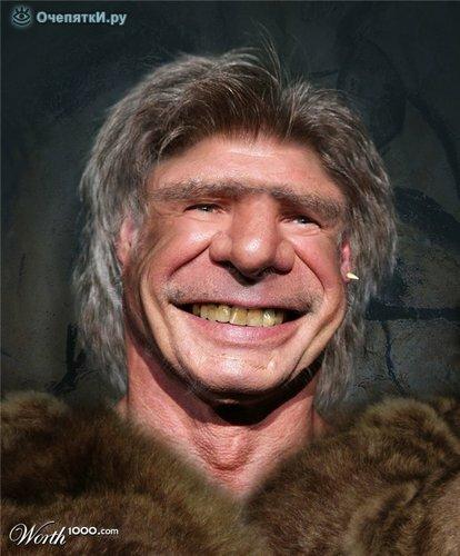 Звёзды неандертальцы 1