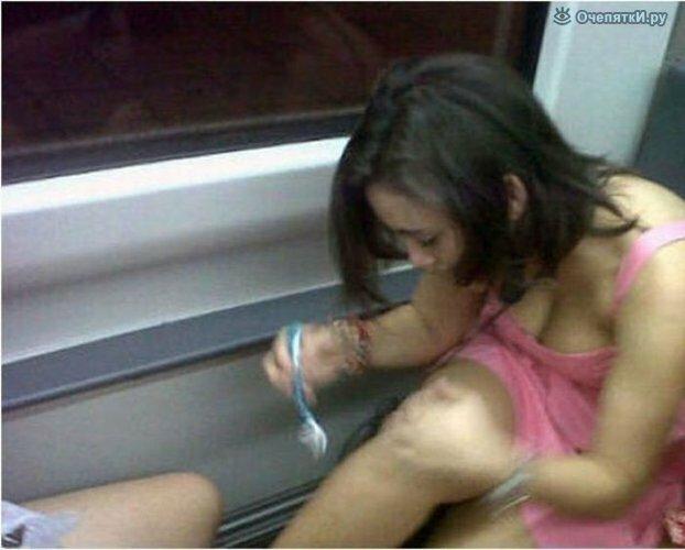 Странности в автобусах 0