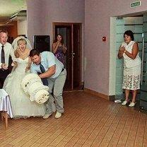 Эх, свадьба-свадьба! смешных фото приколов