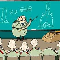 Карикатурные истории