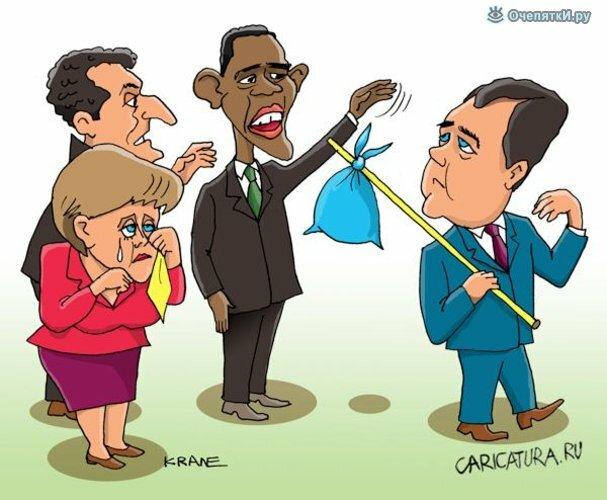 Русские карикатуры 2