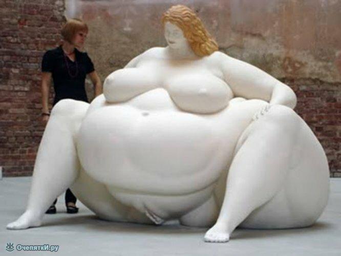 Самые неординарные скульптуры 1