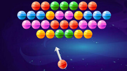 Пузыриный монстр мини игра