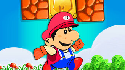 Играть Супер Марио Кроссовер
