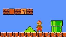 Супер Марио Кроссовер мини игра