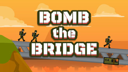Взорви мост 2 мини игра