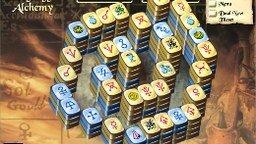 Алхимия Маджонга мини игра