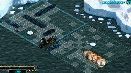 Крейсер (морской бой) мини игра