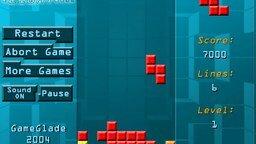 Тетролапс - тетрис мини игра