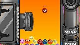 Липкие мячики мини игра