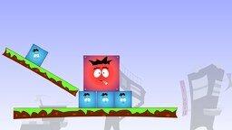 Блоки-коробки мини игра