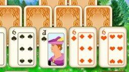 Пасьянс Три башни мини игра