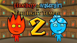Огонь и вода 2 мини игра