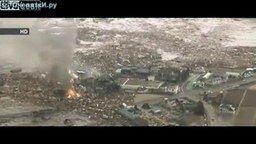 Смотреть Сила и мощь цунами