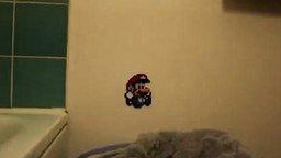 Марио в реальности смотреть видео прикол - 1:26
