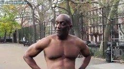 Вот это тело в 60 лет! смотреть видео - 1:49