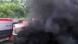 Сон в выхлопных газах смотреть видео прикол - 1:21