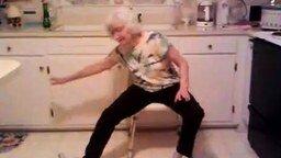 Современная бабуля смотреть видео прикол - 0:50