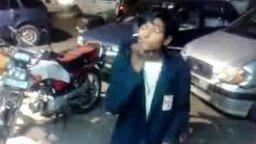 Смотреть Фокусы с сигаретой