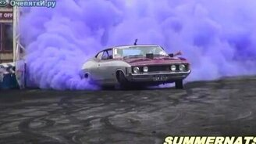 Авто в сиреневом тумане смотреть видео прикол - 2:11