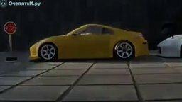 Дрифт на модели авто смотреть видео прикол - 1:11