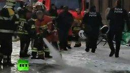 Пожарники против полиции смотреть видео прикол - 1:24