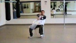 Танец с костылями смотреть видео - 3:02