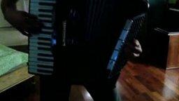 Кавер на аккордеоне на What Is Love смотреть видео - 2:33