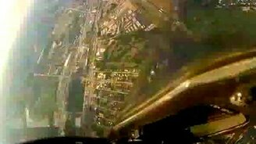 Смотреть Высший пилотаж - вид из кабины