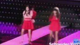 Курьёзы во время танцев смотреть видео прикол - 1:11